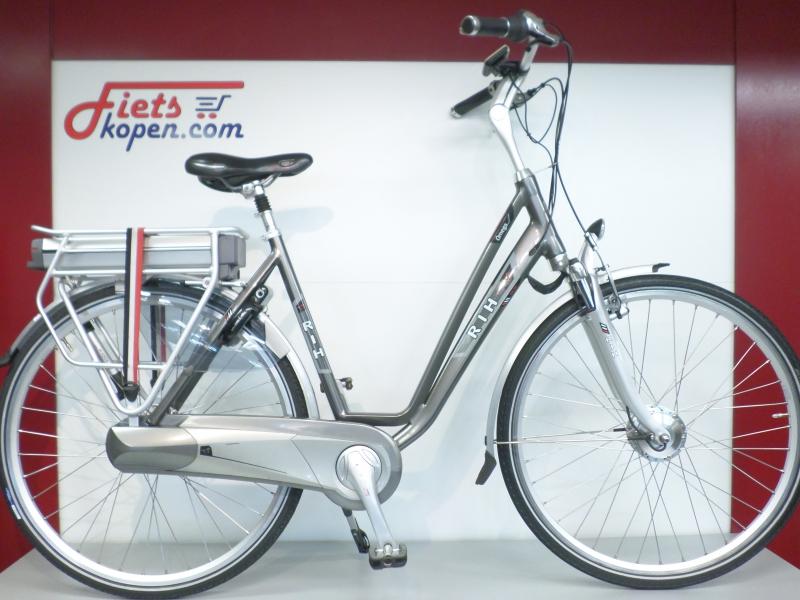 Lichte Elektrische Fiets : Rih omega elektrische fiets dames te koop bij fietskopen