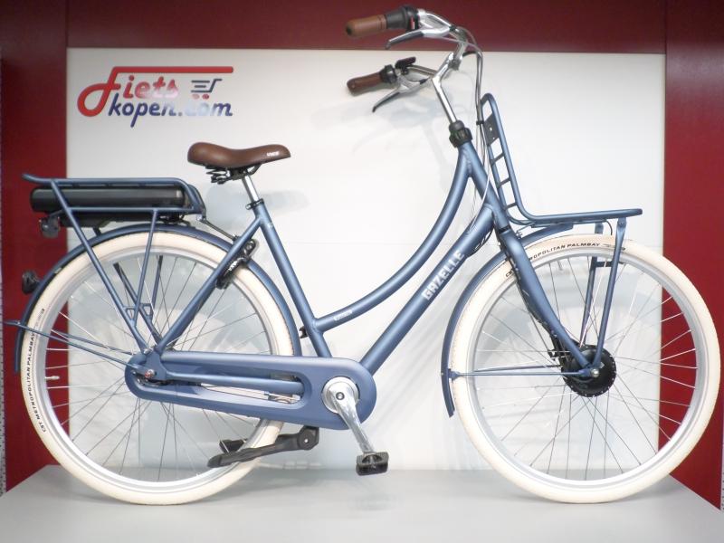 Beste Gazelle PuurNL C7 HFB Elektrische fiets Dames te koop bij CM-02
