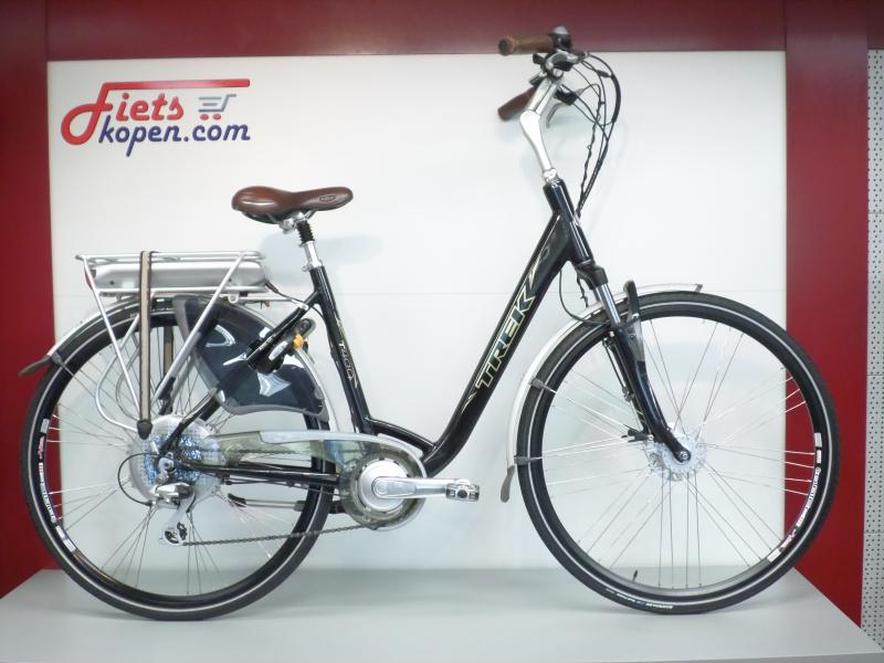 Goede Overige merken Trek T400+ Elektrische fiets Dames te koop bij NN-34